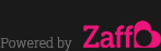 this site is powered by zaffo logo